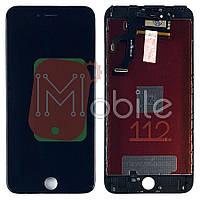 Экран (дисплей) Apple iPhone 6S Plus + тачскрин черный AAA TianMa