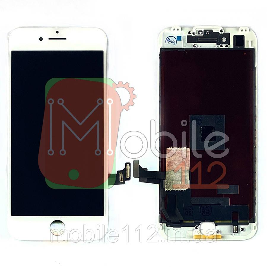 Экран (дисплей) Apple iPhone 7 + тачскрин белый оригинал Китай