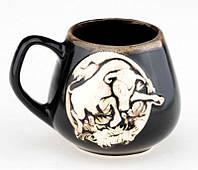 Чашка ET Бык Коррида Символ года 2021 год быка (SG282)