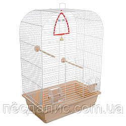 Клетка Аурика для мелких декоративных птиц ТМ Природа 44х27х64см