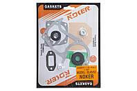 Прокладки + сальники + гайка шины Noker - GL 45/52 1 шт.