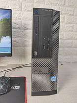 Системный блок компьютер DELL 3010 SFF i3-3220/8GB/SSD 240GB WiFi + HDMI, фото 2