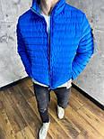 😜 Куртка Чоловіча куртка синя Stone Island, фото 2