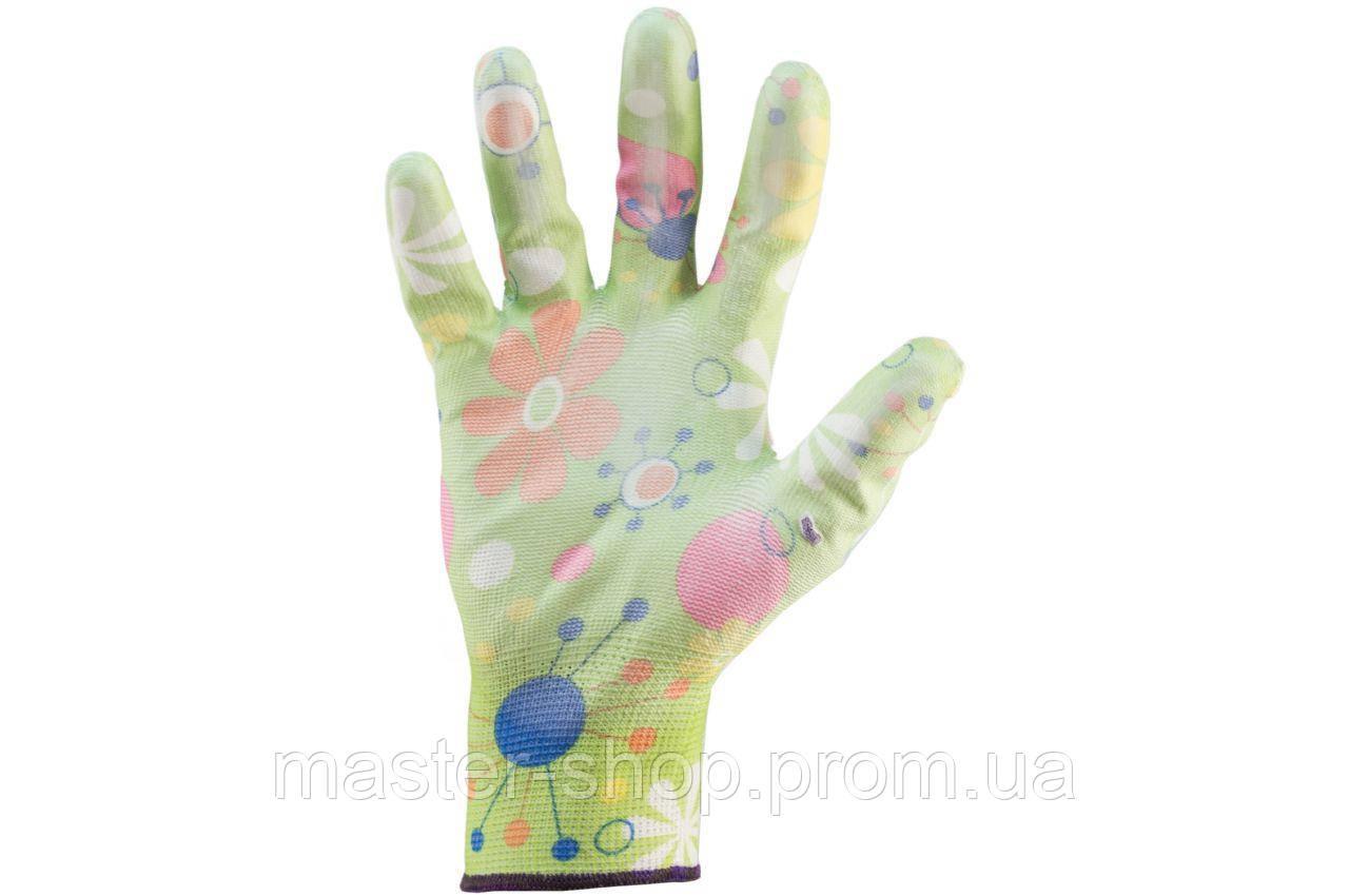"""Перчатки Mastertool - с полиуретановым покрытием 9"""" 12 шт."""