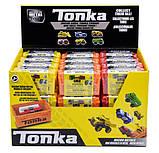 Игрушка Tonka микро АВТОМОБИЛЬ метал. 6 видов , фото 2