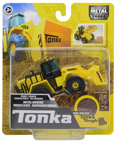 Игрушка Tonka мини ПОГРУЗЧИК с песком