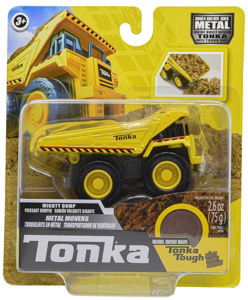 Игрушка Tonka мини САМОСВАЛ с песком