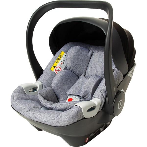 Автокрісло для немовлят COCO i-Size до 13 кг Grey Melange Osann