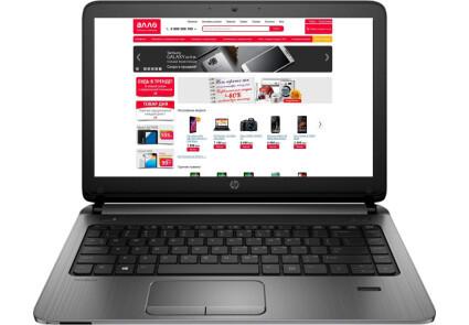 Ноутбук HP ProBook 430 G2- Intel-Core-i5-4210U-1,70GHz-4Gb-DDR3-320Gb-HDD-W13.3-(C)- Б/У