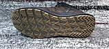Мужские зимние кожаные кроссовки коричневого цвета. Размеры 40-45., фото 2