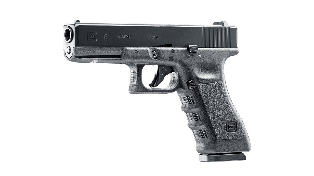 Пневматичний пістолет Glock 17 Blowback