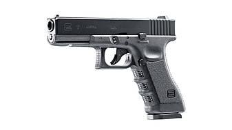 Пневматичний пістолет Glock 17 Blowback, фото 2