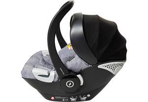 Автокрісло для немовлят COCO i-Size до 13 кг Grey Melange Osann, фото 2