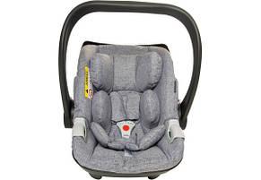 Автокрісло для немовлят COCO i-Size до 13 кг Grey Melange Osann, фото 3