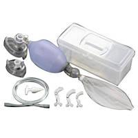 Апарат штучної вентиляції легень з ручним керуванням Дорослий, Біомед