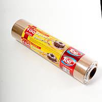 Бумага для выпечки 100м/29 см Top Pack®, пергамент коричневый