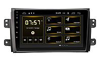 "Автомагнитола штатная Incar DTA-0703 Suzuki SX4 2007-2013 Android 10 9""+Navi, фото 1"