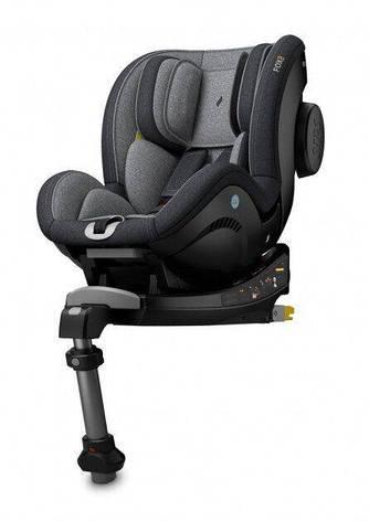 Автокресло для детей до 18 кг FOX2 система Isofix Universe Grey Osann, фото 2