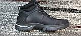 Мужские зимние кожаные ботинки черного цвета. Размеры 40-45., фото 4