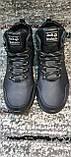 Мужские зимние кожаные ботинки черного цвета. Размеры 40-45., фото 6