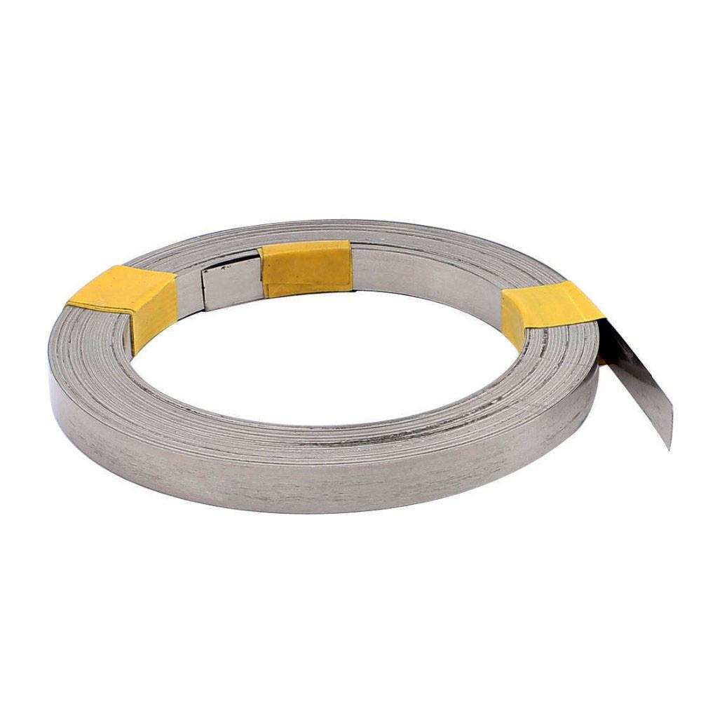 Нагревательный элемент для запайщика пакетов 4мм х 1м тена нихром (Vs-001-ten4)