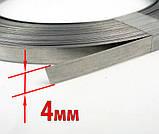 Нагревательный элемент для запайщика пакетов 4мм х 1м тена нихром (Vs-001-ten4), фото 2