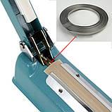 Нагревательный элемент для запайщика пакетов 4мм х 1м тена нихром (Vs-001-ten4), фото 3