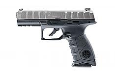 Пневматичний пістолет Beretta APX Metal Grey Blowback