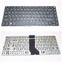 Клавиатура для ноутбука Acer Aspire E5-452G Black, RU без рамки