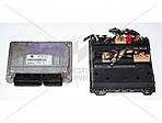 Блок управления двигателем 1.2 для SKODA FABIA 1999-2007 03E906033A, 5WP40120, 5WP4419907