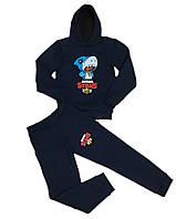 Теплый спортивный костюм для мальчика Бравл Старс, 146см