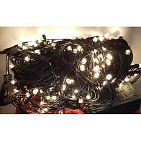 Гирлянда на 500 LED белая теплая