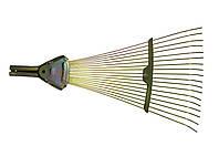 Грабли веерные ТМЗ - раздвижные 18 прутьев 1 шт.