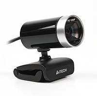 Web камера A4Tech PK-910P Black/Silver, 1.3 Mpx, 1366x720, USB 2.0, встроенный микрофон (PK-910P)