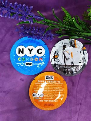 Презервативы ONE Super Sensitive (чувствительные ) (по 1 шт)