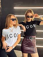"""Футболка """"ICON"""" женская, фото 1"""