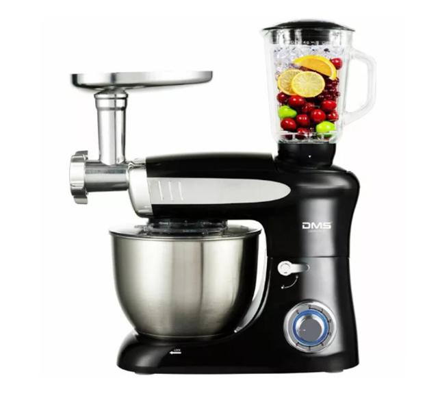 Кухонная машина DMS 3в1 2200w Black