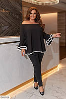 Блуза женская (Батал), фото 1
