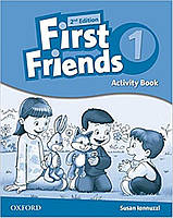 Книга First Friends 2nd edition 1 Activity Book