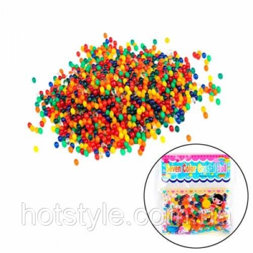 Гидрогель 24шт аквагель цветной гелевый наполнитель Bio Gel, 101791