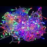 Гирлянда нить 100 LED  10 м., фото 2