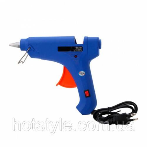 Клеевой пистолет, для стержней 11мм, 220В, 100Вт, 102197