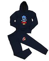 Теплый спортивный костюм для мальчика Бравл Старс, 158см
