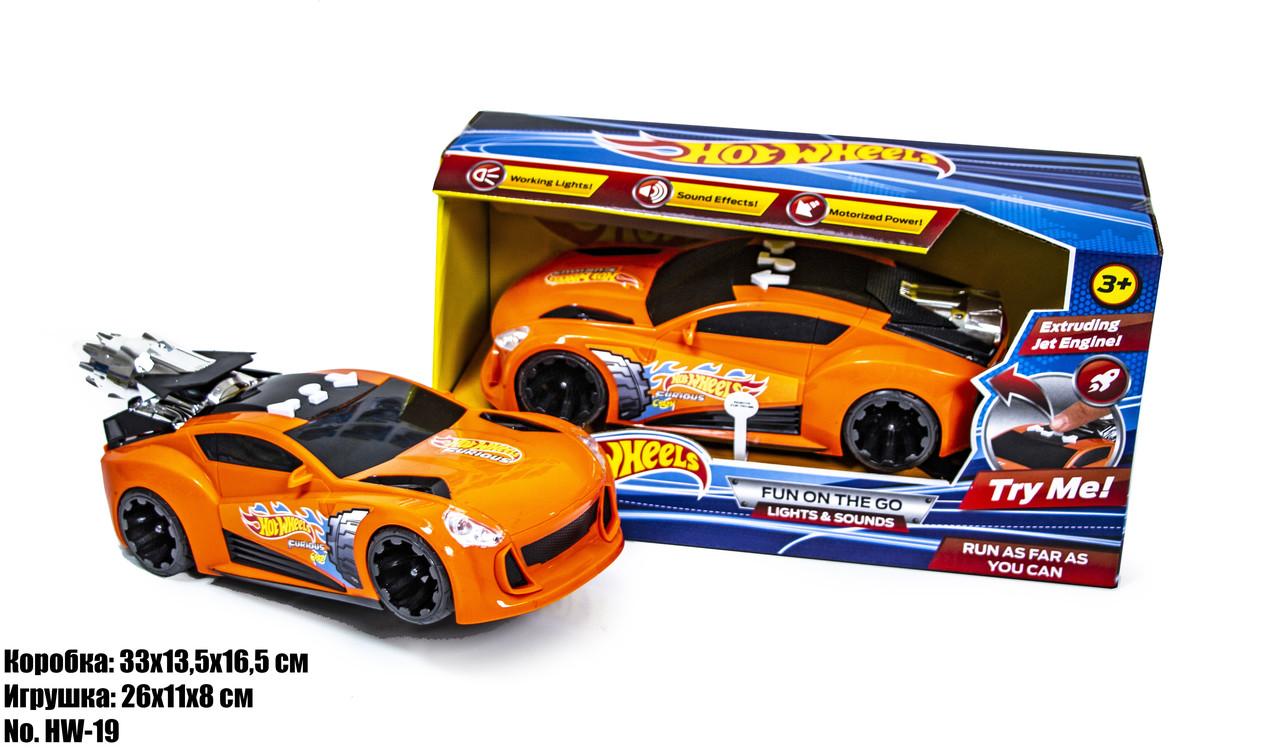 Машинки Hot Wheels HW-19
