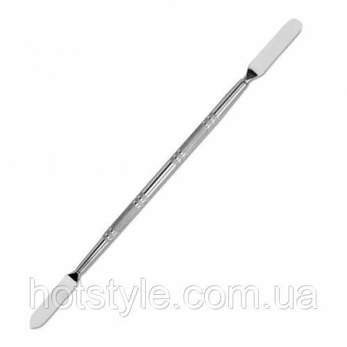Лопатка шпатель двухсторонняя для вскрытия корпусов, медицинская, 102491