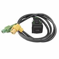 USB кабель для RCD510 RNS315 Volkswagen Golf Jetta, 100874