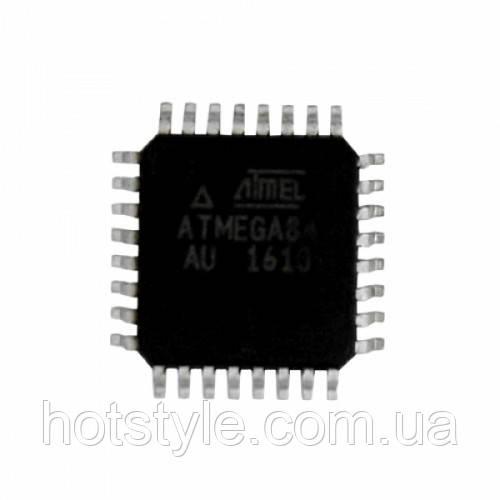 Чип ATMEGA8A-AU TQFP32, Микроконтроллер 8-бит, 104336