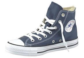 Кеды Converse Chuck Taylor All Star Высокие 42 Сине-белые
