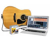 ALESIS Acoustic Link Аудиоинтерфейс USB + магнитный звукосниматель для акустической гитары