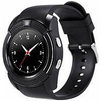 Смарт-часы UWatch V8 Черные
